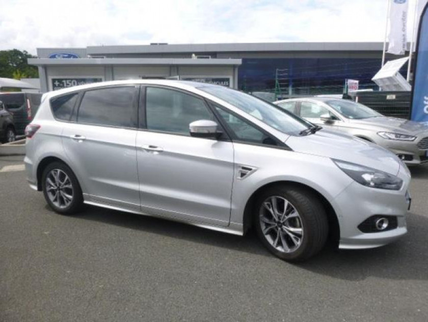 Ford S-max 2.0 Tdci 150ch Stop&start St-line - Visuel #5