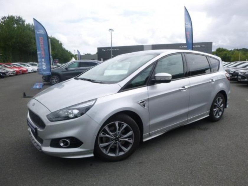 Ford S-max 2.0 Tdci 150ch Stop&start St-line - Visuel #1