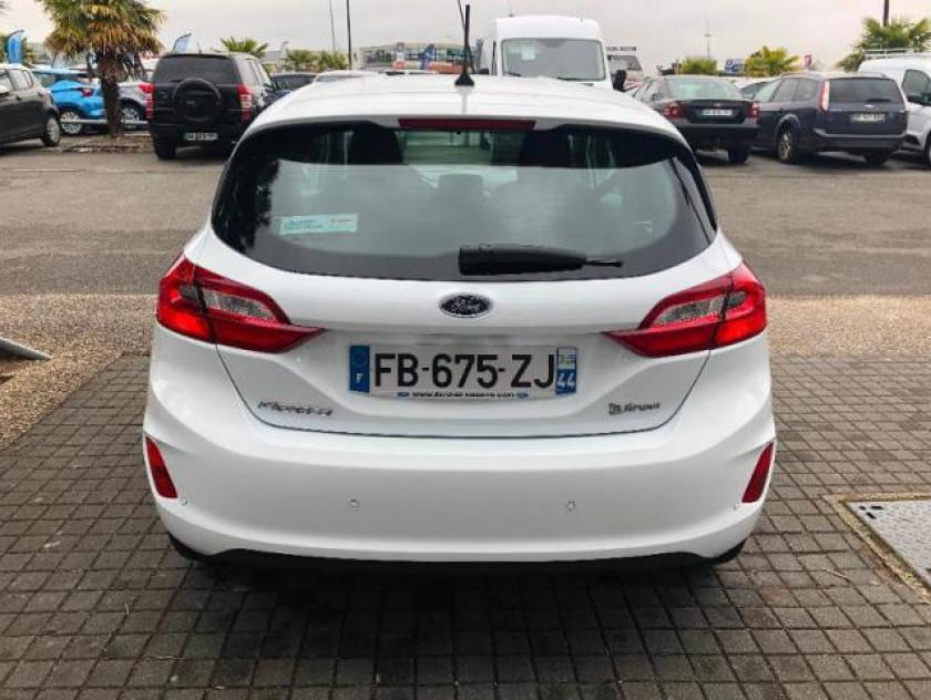 Ford Fiesta 1.1 70ch Trend 3p Euro6.2 - Visuel #3