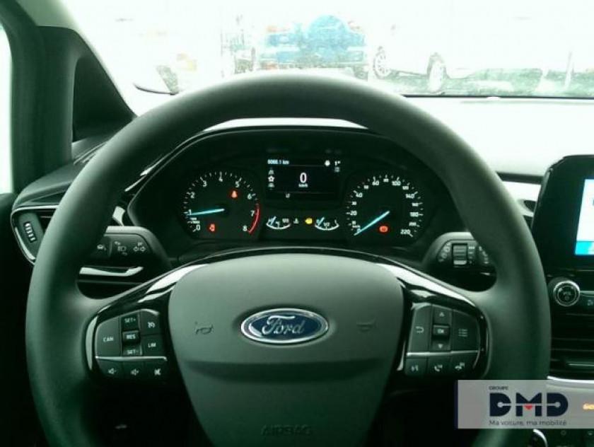 Ford Fiesta 1.1 70ch Trend 3p Euro6.2 - Visuel #7
