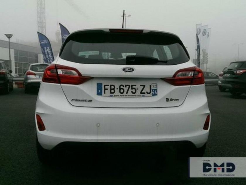 Ford Fiesta 1.1 70ch Trend 3p Euro6.2 - Visuel #11
