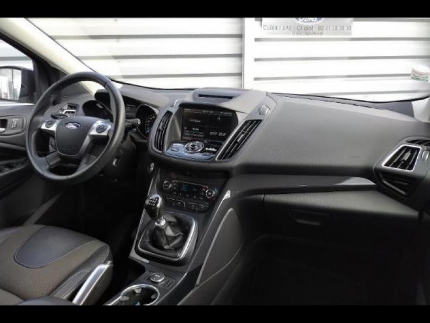 Ford Kuga 2.0 Tdci 150ch Titanium - Visuel #4