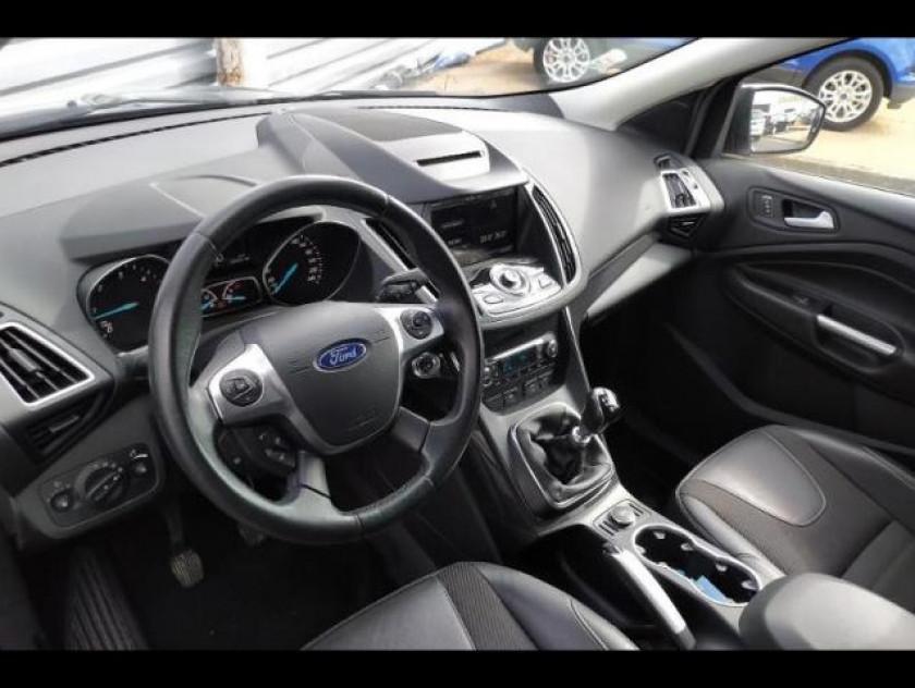 Ford Kuga 2.0 Tdci 150ch Titanium - Visuel #15