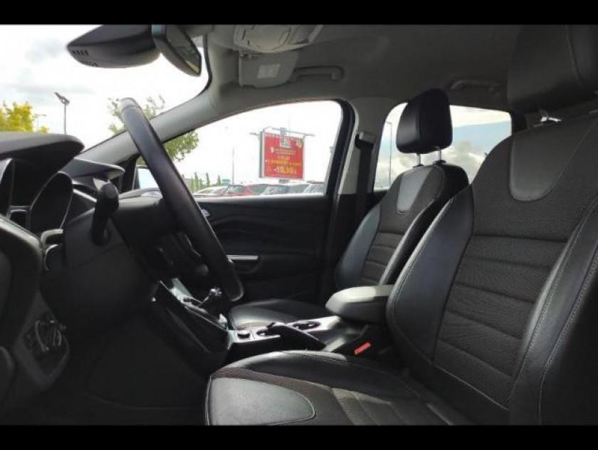 Ford Kuga 2.0 Tdci 150ch Titanium - Visuel #16