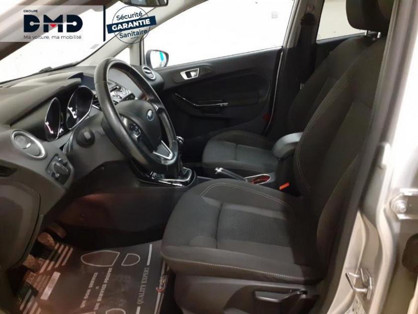 Ford Fiesta 1.5 Tdci 95ch Fap Titanium 5p - Visuel #9