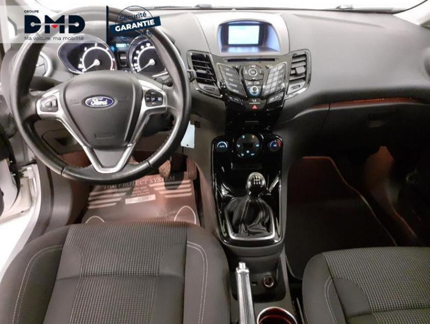 Ford Fiesta 1.5 Tdci 95ch Fap Titanium 5p - Visuel #5