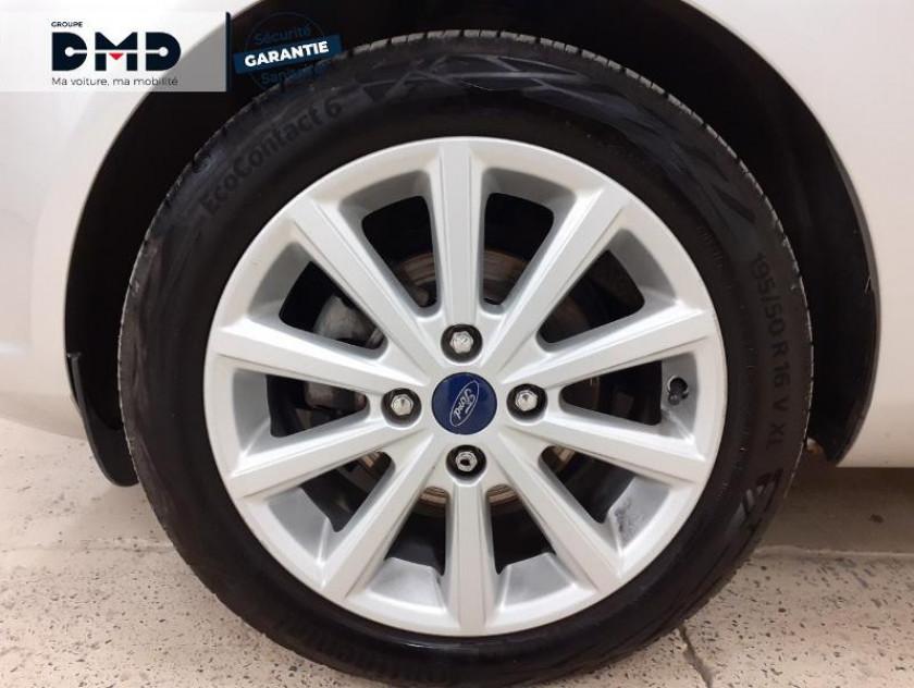 Ford Fiesta 1.5 Tdci 95ch Fap Titanium 5p - Visuel #13