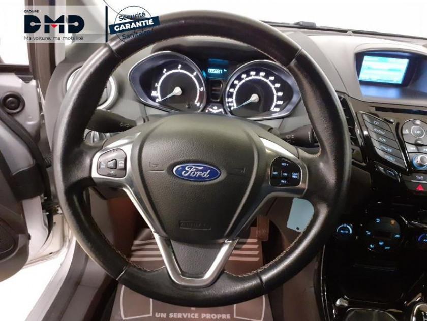 Ford Fiesta 1.5 Tdci 95ch Fap Titanium 5p - Visuel #7