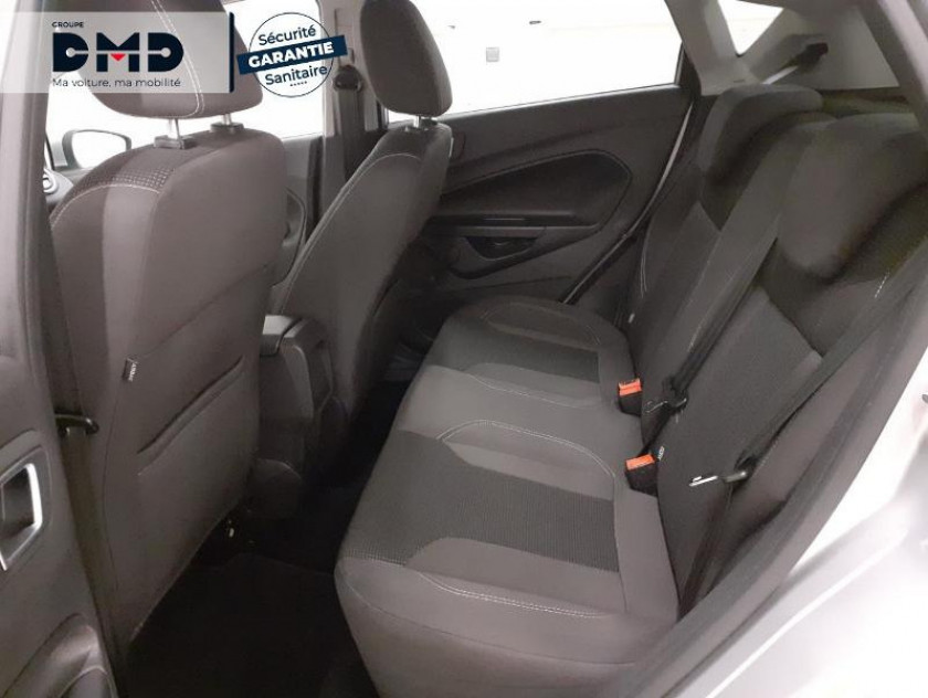 Ford Fiesta 1.5 Tdci 95ch Fap Titanium 5p - Visuel #10