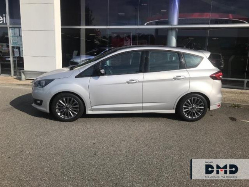 Ford C-max 1.0 Ecoboost 125ch Stop&start Sport Euro6.2 - Visuel #2