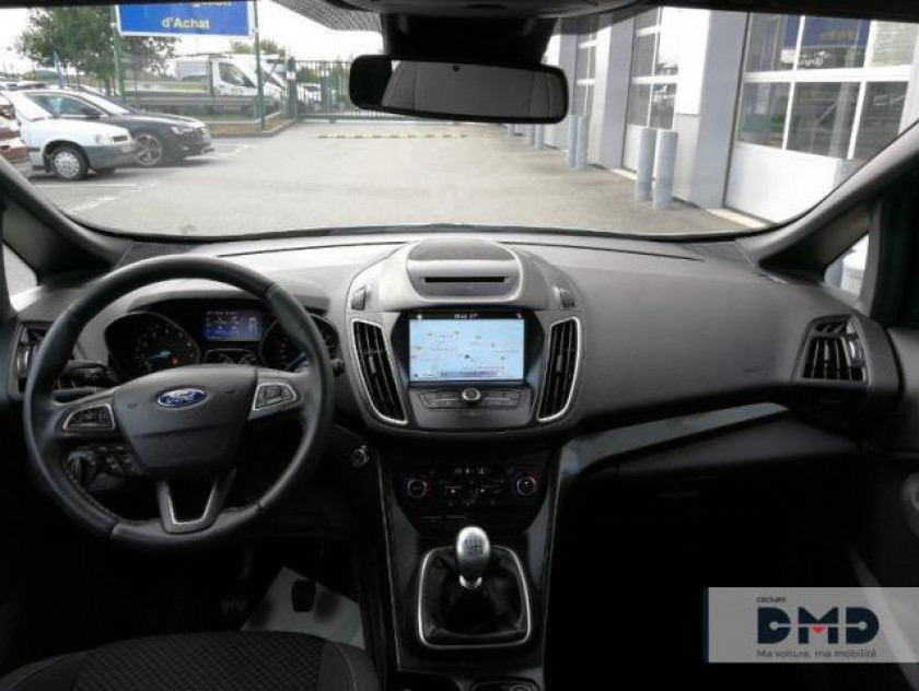 Ford C-max 1.0 Ecoboost 125ch Stop&start Sport Euro6.2 - Visuel #5