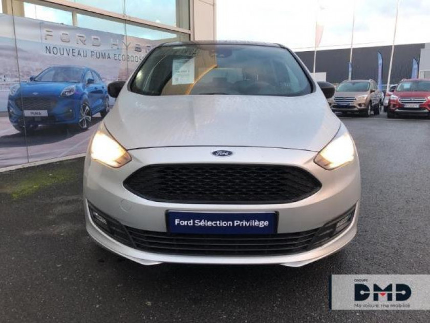 Ford C-max 1.0 Ecoboost 125ch Stop&start Sport Euro6.2 - Visuel #4