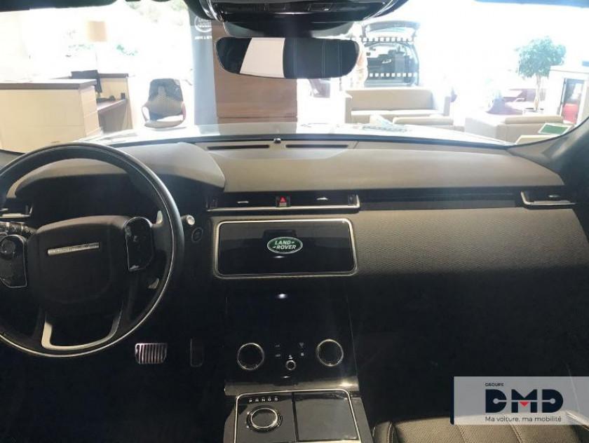 Land-rover Range Rover Velar 2.0p 250ch R-dynamic Se Awd Bva - Visuel #5