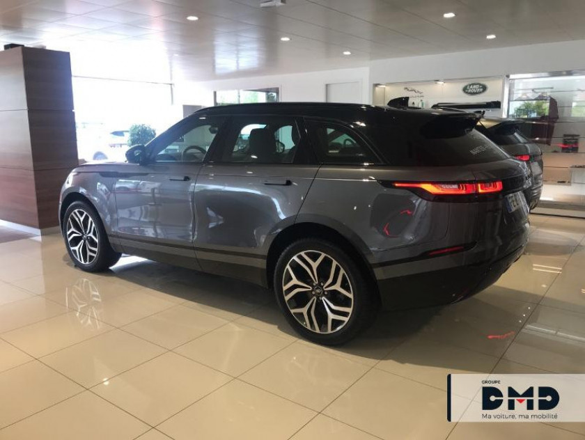 Land Rover Range Rover Velar 2.0p 250ch R-dynamic Se Awd Bva - Visuel #2
