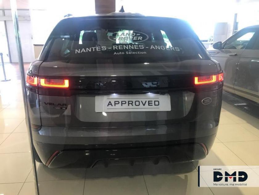 Land Rover Range Rover Velar 2.0p 250ch R-dynamic Se Awd Bva - Visuel #11