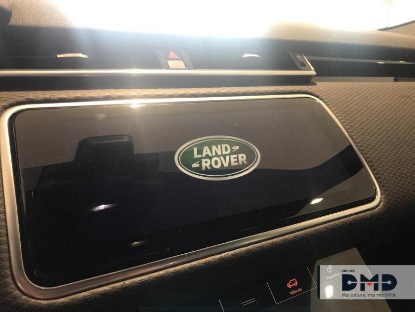 Land-rover Range Rover Velar 2.0p 250ch R-dynamic Se Awd Bva - Visuel #6