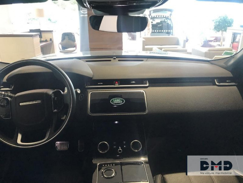Land Rover Range Rover Velar 2.0p 250ch R-dynamic Se Awd Bva - Visuel #5