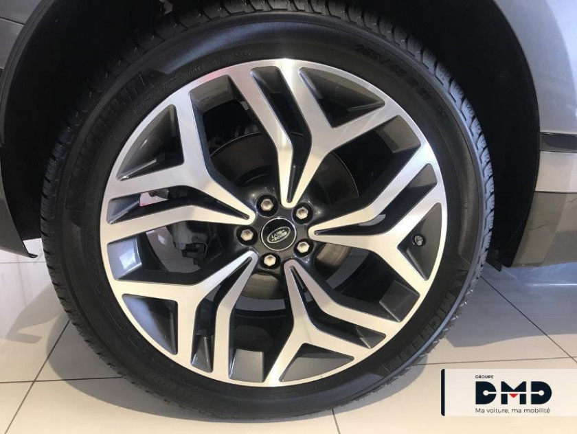 Land-rover Range Rover Velar 2.0p 250ch R-dynamic Se Awd Bva - Visuel #13