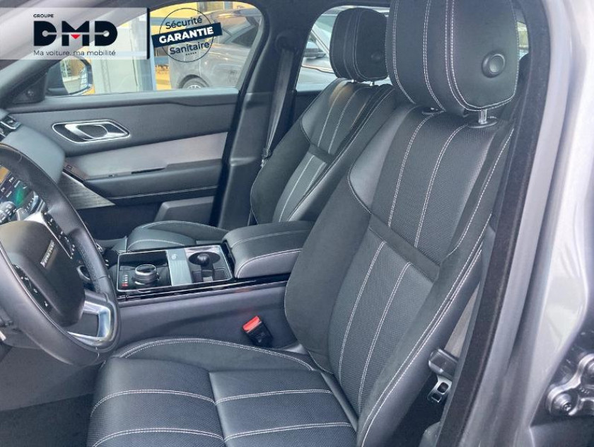 Land Rover Range Rover Velar 2.0p 250ch R-dynamic Se Awd Bva - Visuel #9