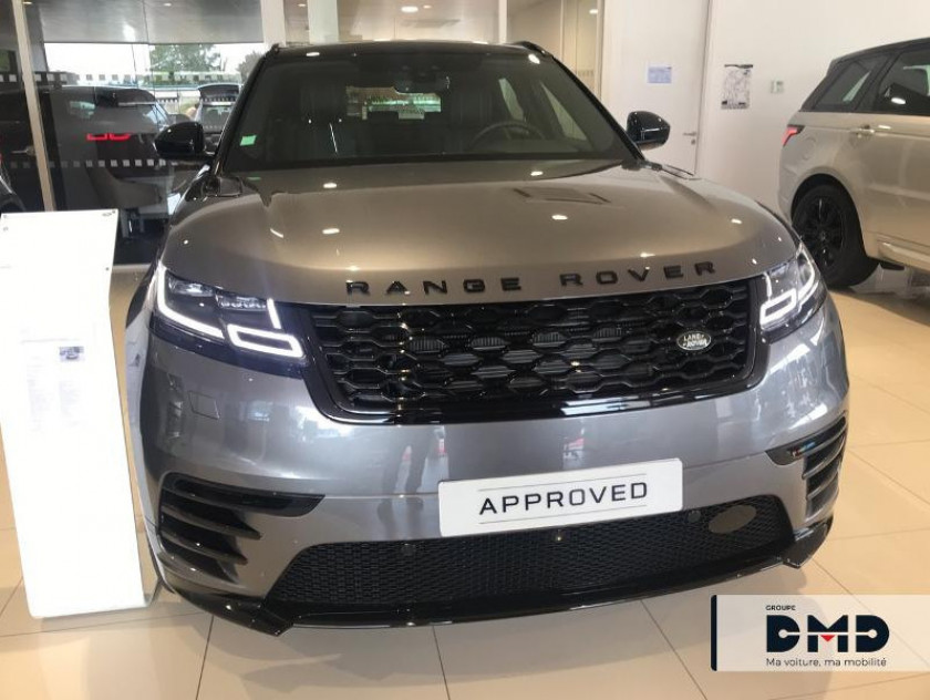 Land-rover Range Rover Velar 2.0p 250ch R-dynamic Se Awd Bva - Visuel #4