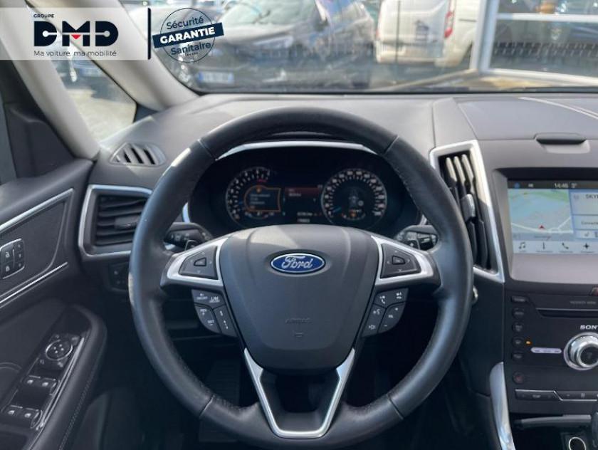 Ford S-max 2.0 Tdci 180ch Stop&start Titanium Powershift - Visuel #7
