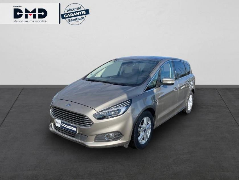Ford S-max 2.0 Tdci 180ch Stop&start Titanium Powershift - Visuel #1