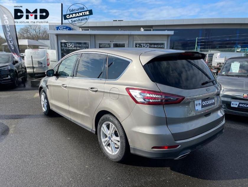 Ford S-max 2.0 Tdci 180ch Stop&start Titanium Powershift - Visuel #3
