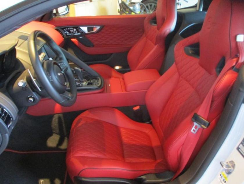 Jaguar F-type Coupe 5.0 V8 575ch Svr Awd Bva8 - Visuel #3