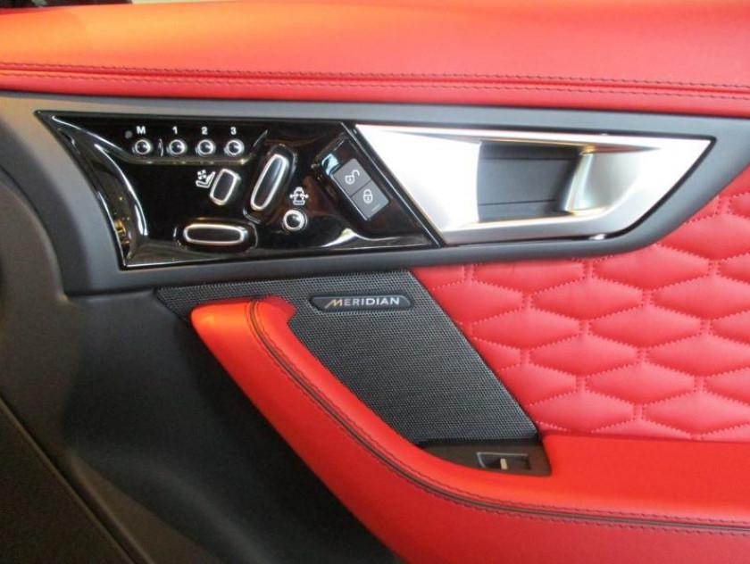 Jaguar F-type Coupe 5.0 V8 575ch Svr Awd Bva8 - Visuel #13