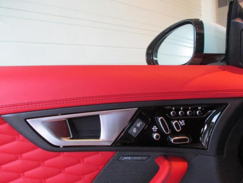 Jaguar F-type Coupe 5.0 V8 575ch Svr Awd Bva8 - Visuel #14
