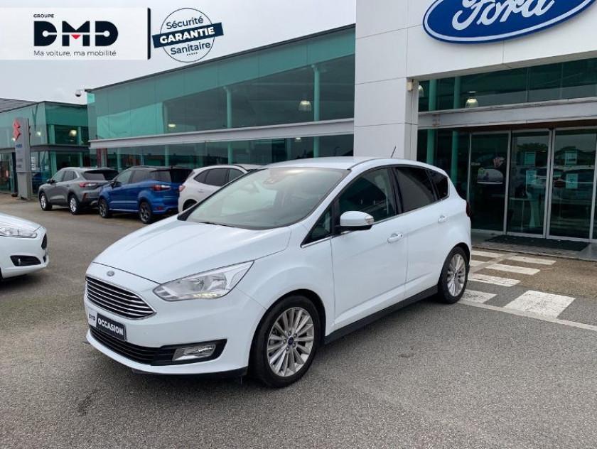 Ford C-max 1.0 Ecoboost 100ch Stop&start Titanium Euro6.2 - Visuel #14