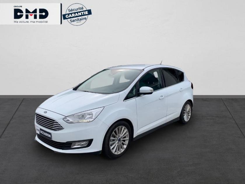 Ford C-max 1.0 Ecoboost 100ch Stop&start Titanium Euro6.2 - Visuel #1
