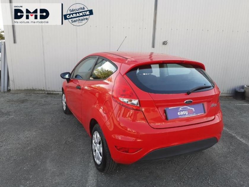 Ford Fiesta 1.25 60ch Ambiente 3p - Visuel #3