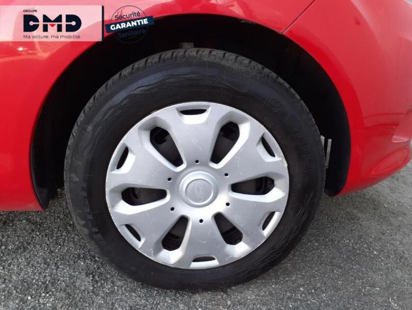 Ford Fiesta 1.25 60ch Ambiente 3p - Visuel #13