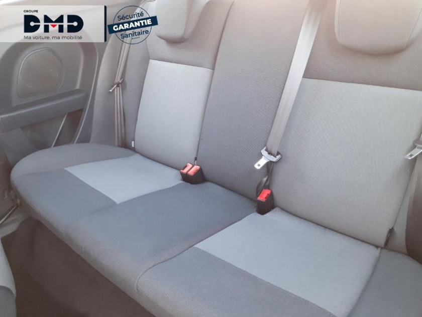 Ford Fiesta 1.25 60ch Ambiente 3p - Visuel #10