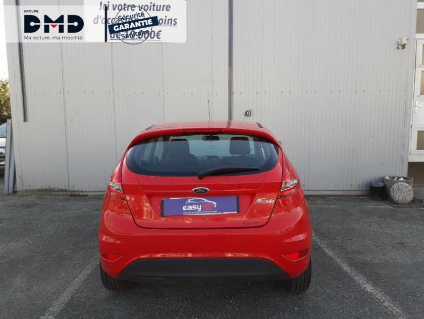 Ford Fiesta 1.25 60ch Ambiente 3p - Visuel #11