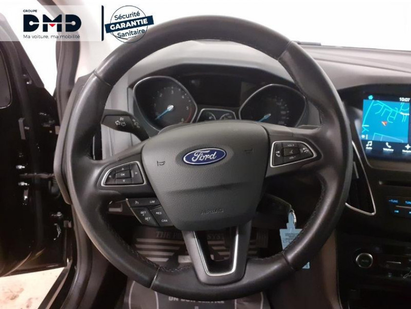 Ford Focus 1.5 Tdci 120ch Stop&start Executive - Visuel #7