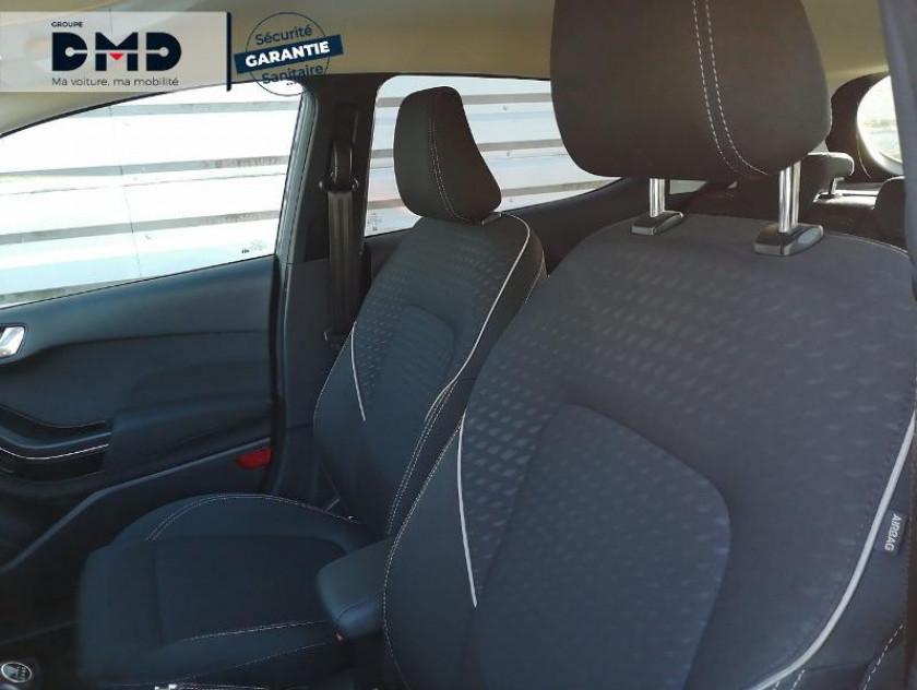 Ford Fiesta 1.0 Ecoboost 100ch Stop&start Titanium 5p Euro6.2 - Visuel #4