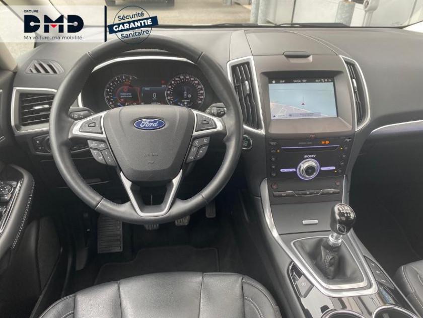 Ford S-max 2.0 Tdci 180ch Stop&start Titanium - Visuel #5