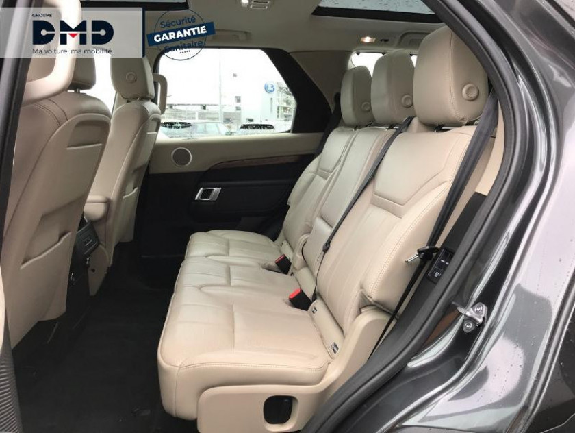 Land Rover Discovery 3.0 Td6 258ch Hse - Visuel #10