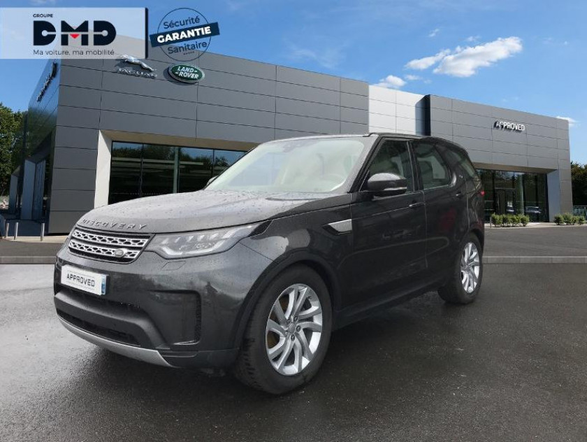 Land Rover Discovery 3.0 Td6 258ch Hse - Visuel #1