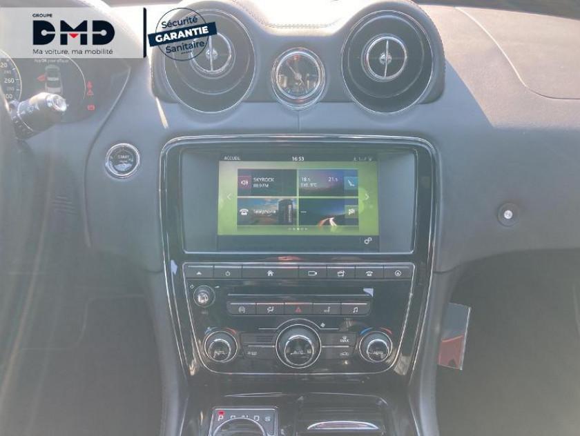 Jaguar Xj 3.0d V6 300ch Portfolio - Visuel #3
