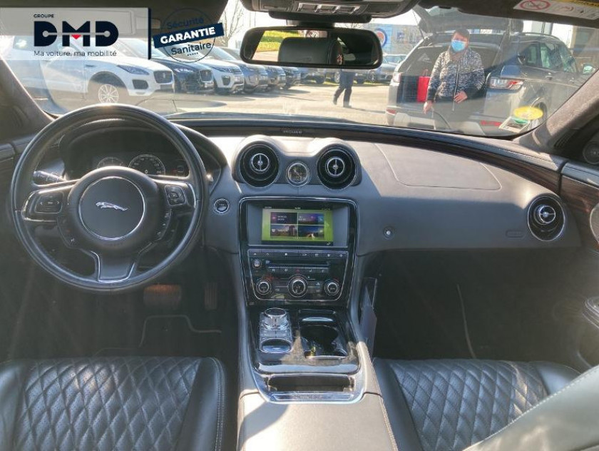 Jaguar Xj 3.0d V6 300ch Portfolio - Visuel #5