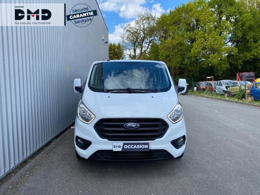 Ford Transit Custom Kombi 320 L2h1 2.0 Ecoblue 105ch Trend Business Euro6.2 - Visuel #4