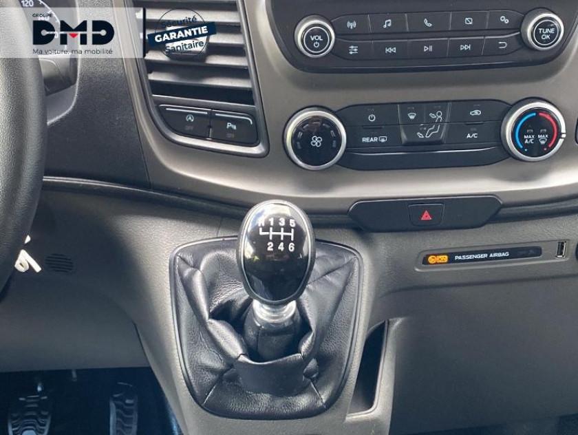 Ford Transit Custom Kombi 320 L2h1 2.0 Ecoblue 105ch Trend Business Euro6.2 - Visuel #8