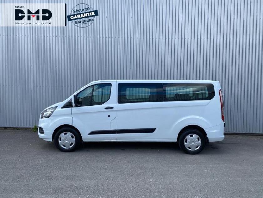 Ford Transit Custom Kombi 320 L2h1 2.0 Ecoblue 105ch Trend Business Euro6.2 - Visuel #2