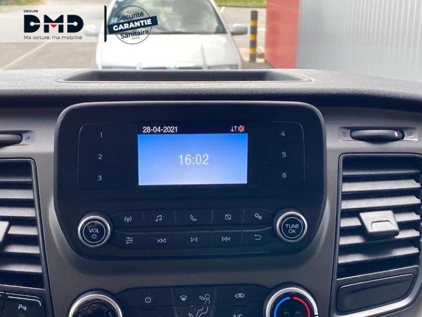 Ford Transit Custom Kombi 320 L2h1 2.0 Ecoblue 105ch Trend Business Euro6.2 - Visuel #6