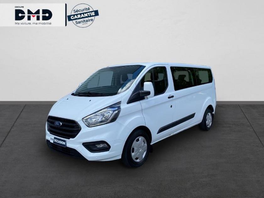 Ford Transit Custom Kombi 320 L2h1 2.0 Ecoblue 105ch Trend Business Euro6.2 - Visuel #1