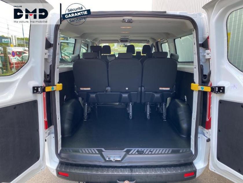 Ford Transit Custom Kombi 320 L2h1 2.0 Ecoblue 105ch Trend Business Euro6.2 - Visuel #12