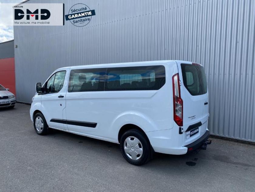 Ford Transit Custom Kombi 320 L2h1 2.0 Ecoblue 105ch Trend Business Euro6.2 - Visuel #3
